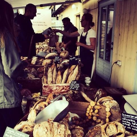 Brödförsäljning 2