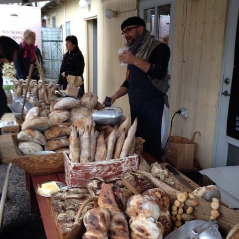 Brödförsäljning